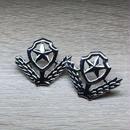 中国人民公安警察99式春秋&冬製服用襟章