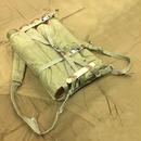 中国人民解放軍 69式ロケットランチャー弾薬携行具 背嚢 リュック 弾薬筒4点付き