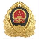 中国人民武装警察07式制帽用帽章