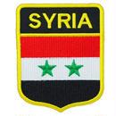 シリア ワッペン