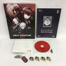 少女前線 公式設定集 音楽CD 404小隊バッジ付き 資料集