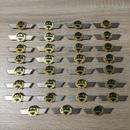 中国人民武装警察 武警07式制服用金属胸章