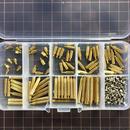 PCB Standoff Screw Nut Set (M2 3-25mm/270PCs)
