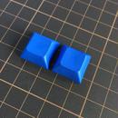 DSA PBT Keycap (2Piece/Dark Blue)