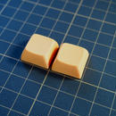 XDA Blank Keycap (1Pieces/Orange)