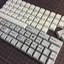 Cherry Profile Dye-Sub PBT Keycap Set (Gray)