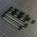 PCB Stabilizers Set  (104Kit/Black)