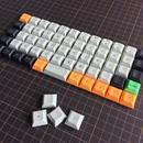 DSA PBT Keycap set(59key 50%)