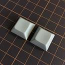DSA PBT Keycap (2Piece/Gray)