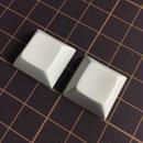 DSA PBT Keycap (2Piece/Off White)