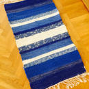 厚手のラグ/手織り