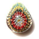 [PF-09]poisonous flower pendant