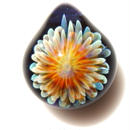 [AF-12] flower pendant