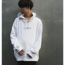 """【入荷】  """"COMMUSE"""" LOGO PARKA【WHT】"""