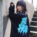 """""""BE FREE""""  LONG-TEE【BLK】"""