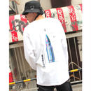 325DRM LONG SLEEVE TEE【WHT】