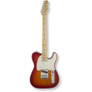 Fender American Elite Telecaster® Aged Cherry Burst Maple ( 0885978649709 )