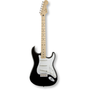 Fender Jimmie Vaughan Tex-Mex™ Stratcaster® Maple / Black ( 0717669017569 )