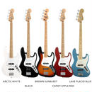 Fender STANDARD JAZZ BASS® Maple Fingerboard