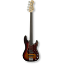 Fender Tony Franklin Fretless Precision Bass® Ebony Fingerboard/ 3-Color Sunburst ( 0717669315795 )