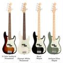 【新製品】Fender 5弦ベース American Pro Precision Bass® V