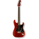 Fender Japan Exclusive Aerodyne™ Stratcaster / Rosewood / Old Candy Apple Red ( 0717669381141 )