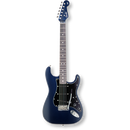 Fender Japan Exclusive Aerodyne™ Stratcaster / Rosewood / Gun Metal Blue ( 0717669381158 )