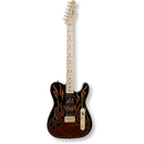 Fender James Burton Telecaster® Red Paisley Flames / Maple ( 0717669502225 )