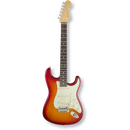 Fender American Elite Stratocaster® Aged Cherry Burst Rosewood ( 0885978655793 )