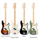 【新製品】Fender American Pro Precision Bass® Maple Fingerboard