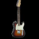 Fender American Elite Telecaster® 3-Color Sunburst Rosewood ( 0885978649648 )