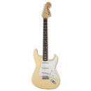 Fender Yngwie Malmsteen Stratocaster® Vintage White / Scalloped Rosewood ( 0717669536244 )