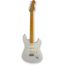 Fender Eric Johnson Stratocaster® White Blonde / Maple ( 0717669318987 )