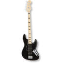 Fender American Elite Jazz Bass® Maple / Black ( 0885978655960 )