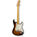 Fender Eric Johnson Stratocaster® 2-Color Sunburst / Maple ( 0717669315948 )
