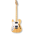 Fender Japan Exclusive Classic 70s Tele Thinline Left Hand / Maple / Natural ( 0717669517519 )