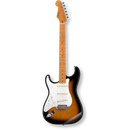 Fender Japan Exclusive Classic 50s Stratcaster Left-Hand / Tobacco Sunburst ( 0717669223892 )