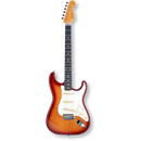 Fender Japan Exclusive Classic 60s Stratcaster Texas Special / Cherry Burst ( 0717669906825 )