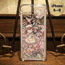 iPhone 6~8『致死量のキャンディー』グリッターケース