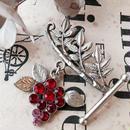 costume jewelry / brooch コスチュームジュエリー ブローチ    ■td-800