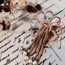 costume jewelry/brooch コスチュームジュエリー ブローチ    ■td- 871