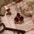 costume jewelry/brooch コスチュームジュエリー ブローチ    ■tb-479