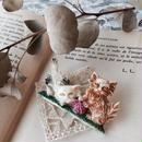 costume jewelry/brooch コスチュームジュエリー ブローチ    ■td-676