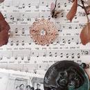 costume jewelry /  brooch コスチュームジュエリー ブローチ    ■ta-921