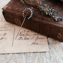 costume jewelry /コスチュームジュエリー cravat pin    ■ta-920