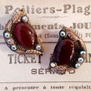 costume jewelry/earring コスチュームジュエリー    ■td-542