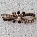 costume jewelry / brooch コスチュームジュエリー ブローチ    ■ta-638