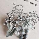 costume jewelry / brooch コスチュームジュエリー ブローチ    ■td-976