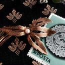 costume jewelry/ brooch コスチュームジュエリー ブローチ    ■ta-646