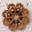 costume jewelry / brooch コスチュームジュエリー ブローチ    ■ta-628